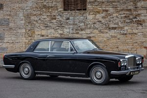 1968 Bentley T MPW Two-Door Saloon - One of just 98 cars
