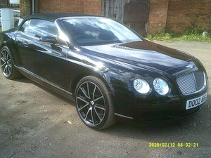 2006 GT C IN BLACK WITH BLACK HOOD BLACK LEATHER 46,000 MILES FSH