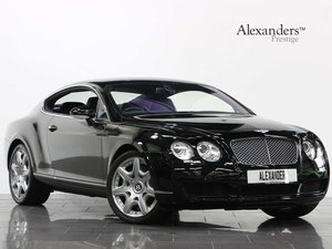 06 06 BENTLEY CONTINENTAL GT 6.0 W12 AUTO