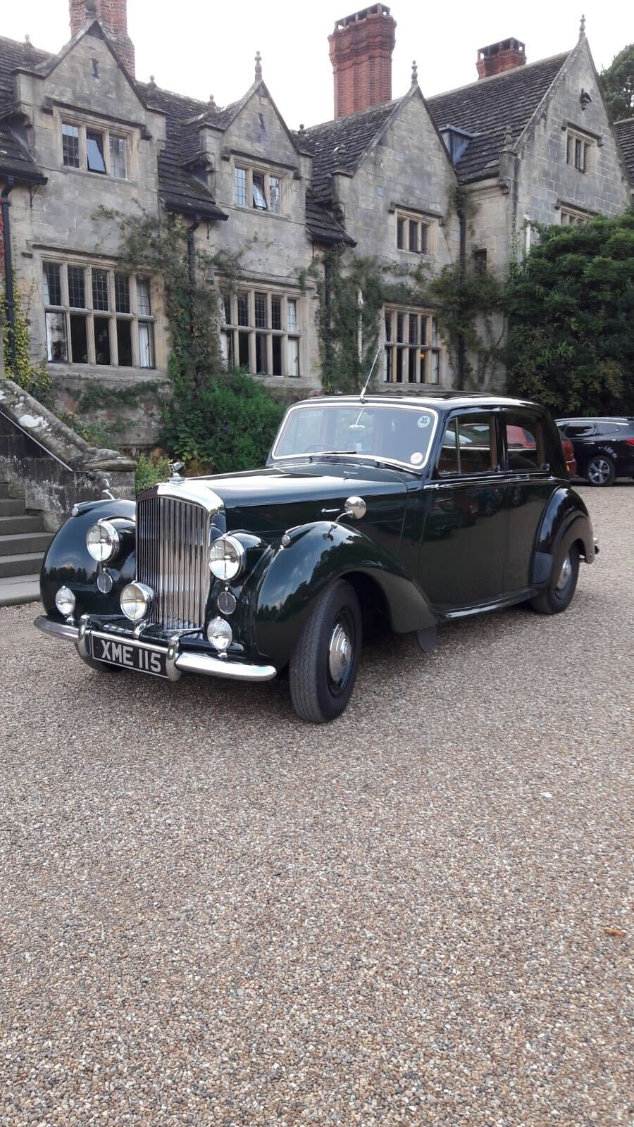 1952 Bentley 4.5 litre Mk v1 For Sale (picture 1 of 6)