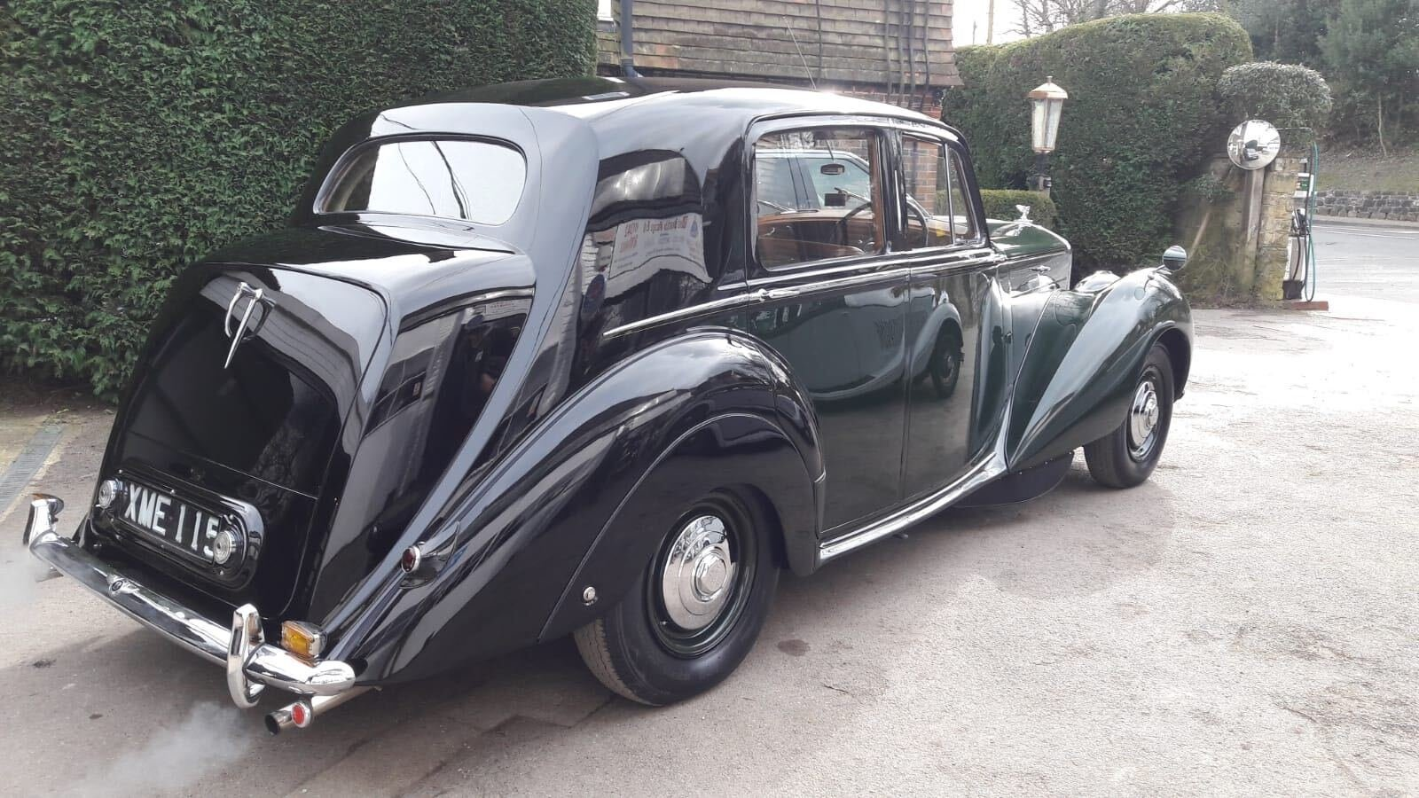 1952 Bentley 4.5 litre Mk v1 For Sale (picture 2 of 6)