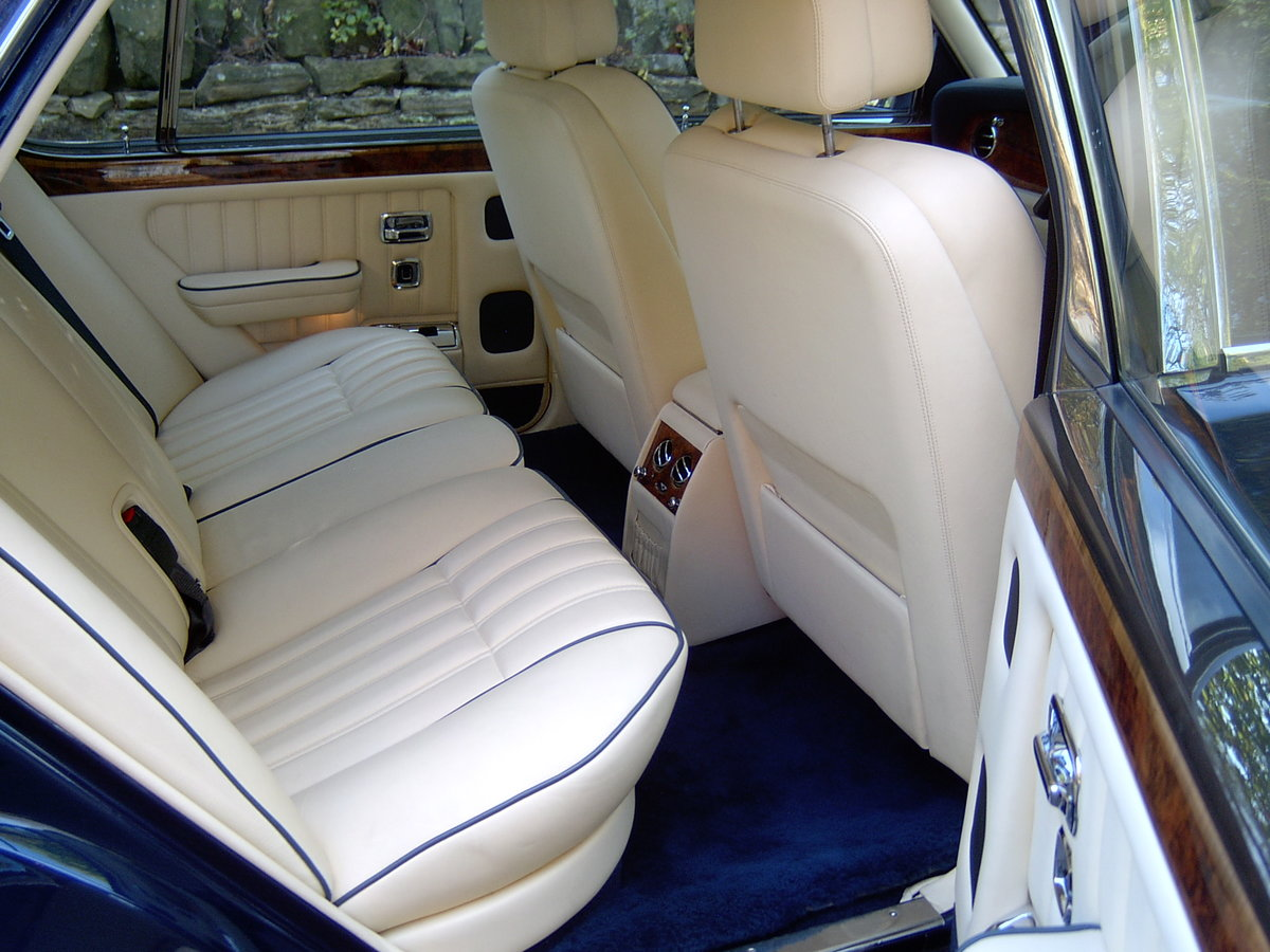BENTLEY BROOKLANDS ( 1995 ) For Sale (picture 4 of 6)