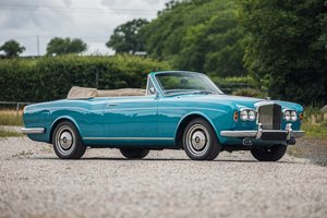 1972 Bentley Corniche - £110,000 of recent resto bills