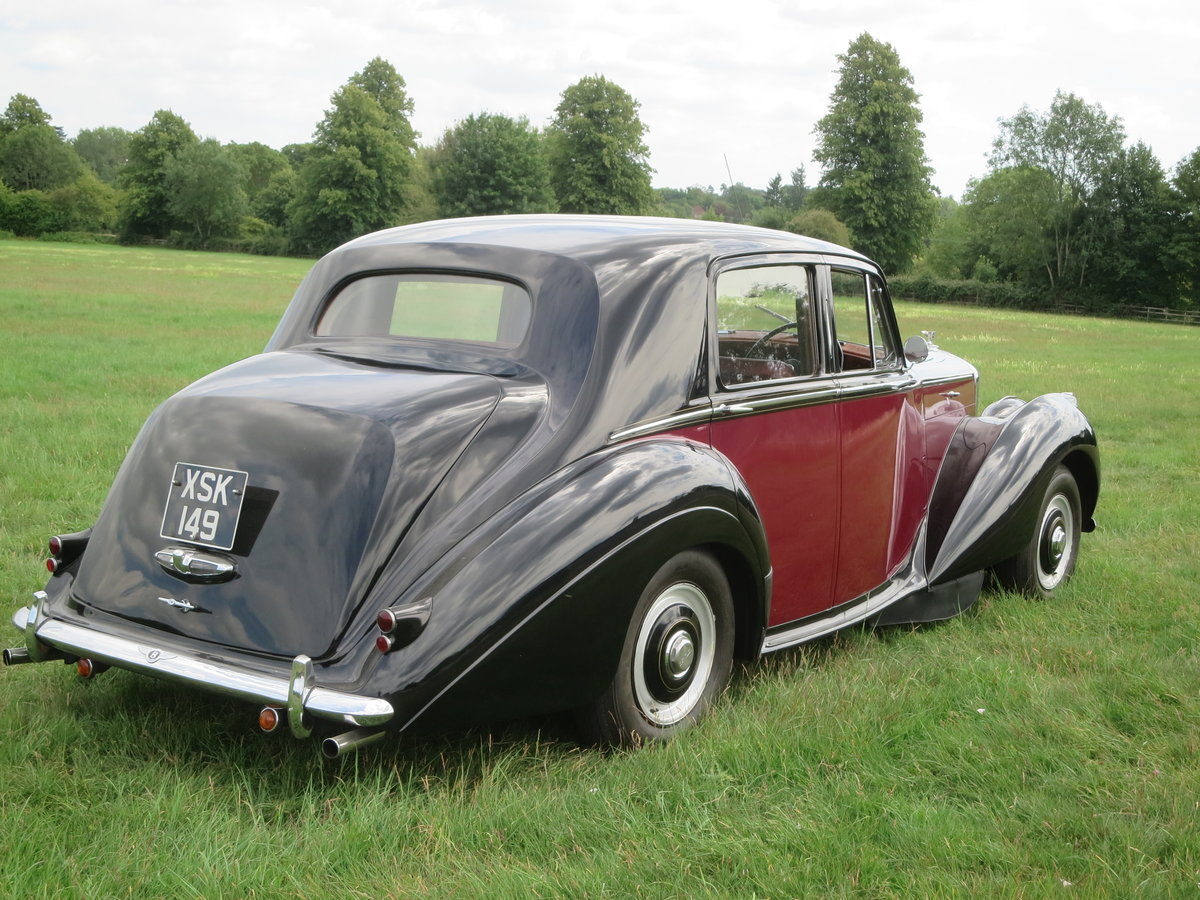 1955 Bentley R Type Sports Saloon  For Sale (picture 1 of 6)