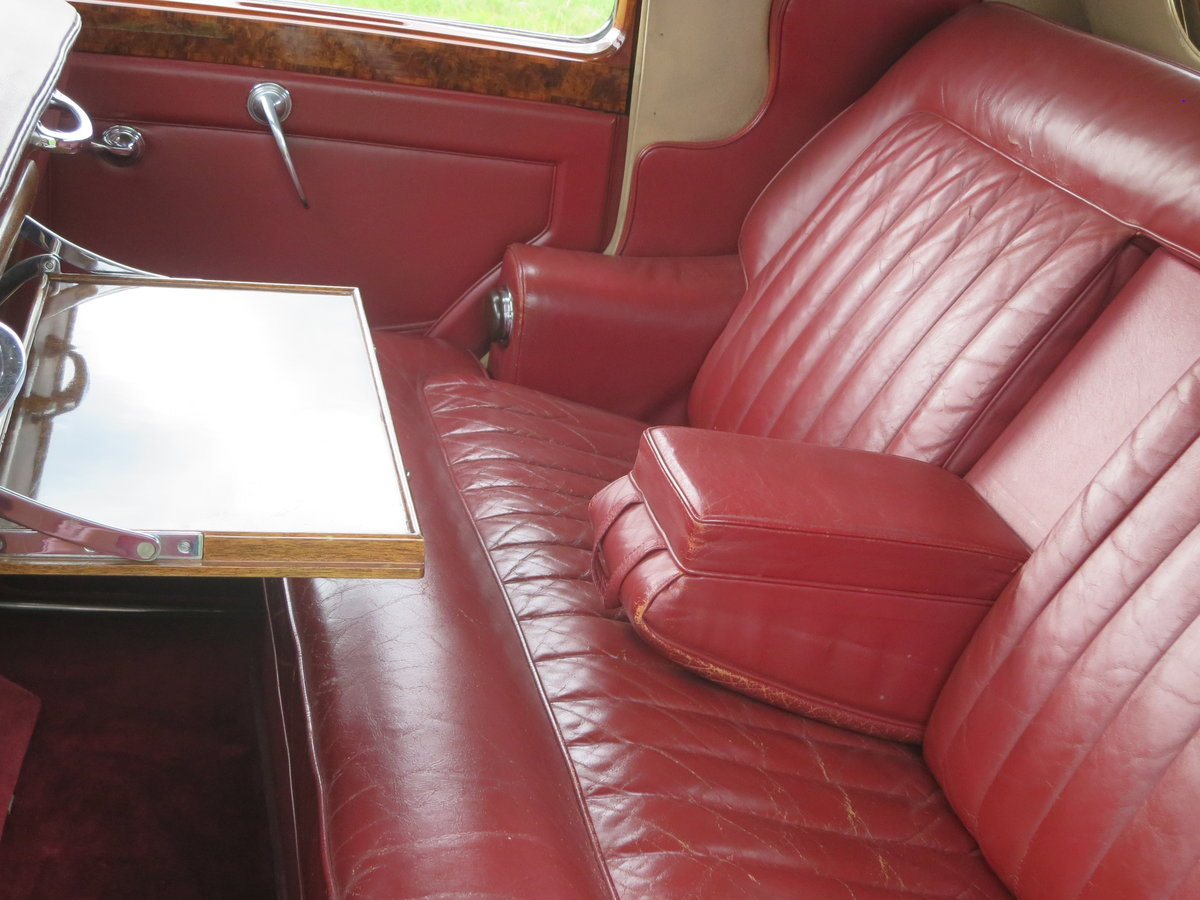 1955 Bentley R Type Sports Saloon  For Sale (picture 2 of 6)