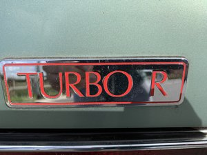 1996 Aurora Green Bentley Turbo R - Rare Car