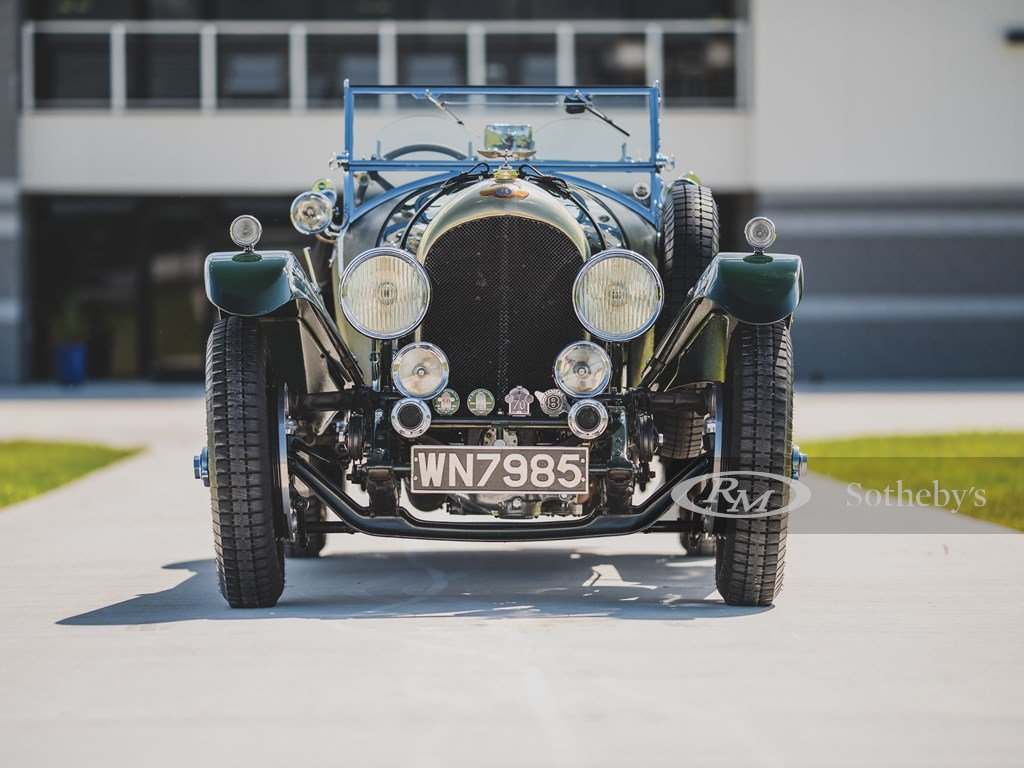 1924 Bentley 3-4-Litre Four-Seater by Vanden Plas For Sale by Auction (picture 6 of 6)