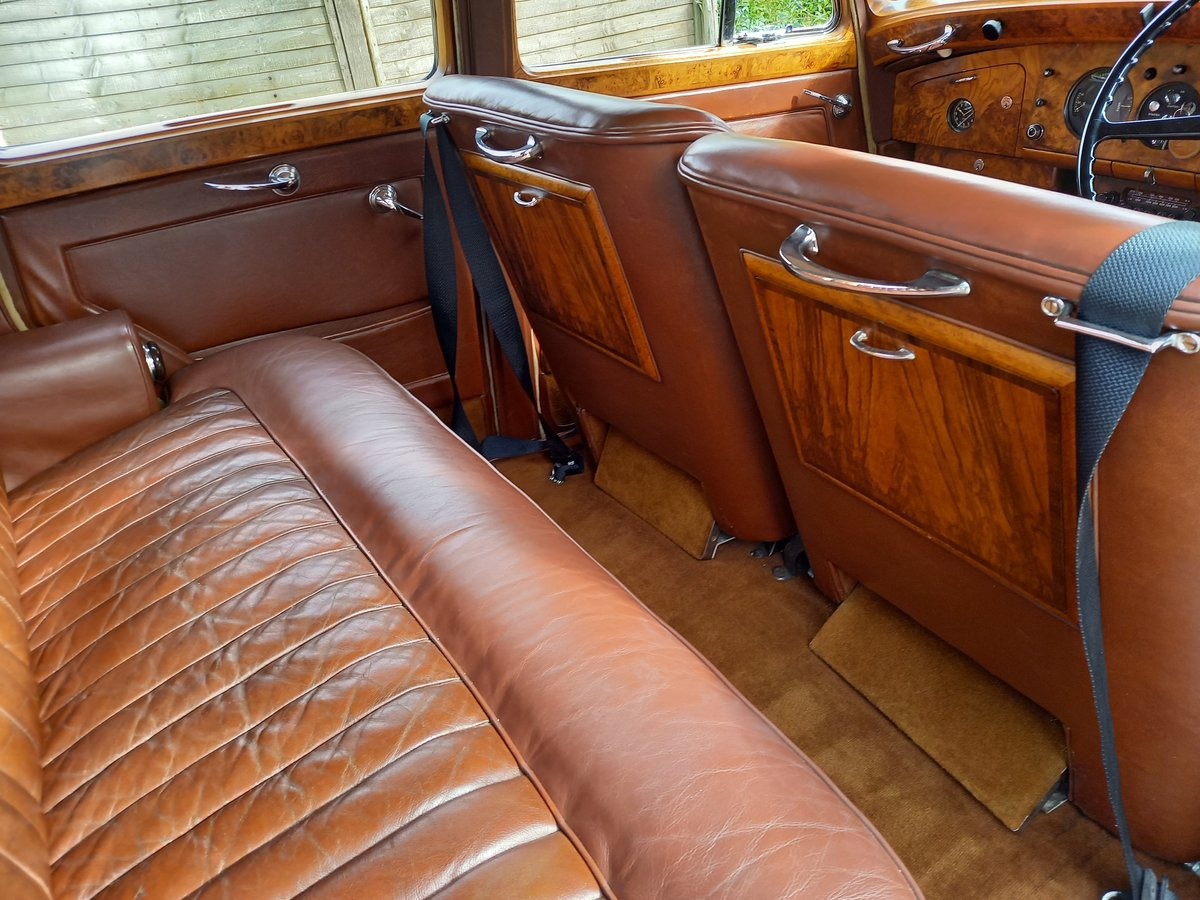 1952 Bentley 4.5 litre Mk v1 For Sale (picture 5 of 6)