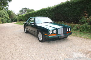 1995 Bentley Project P100 Azure RHD