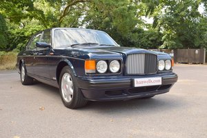 1997 P Bentley Turbo RL MK IV in Royal Blue