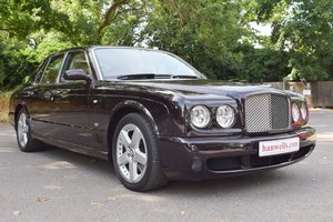 2005/05 Bentley Arnage T Mulliner Level 2 in Black Velvet