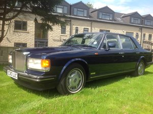 1987 Bentley Mulsanne S