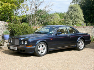 1998 Bentley Continental T 420 BHP