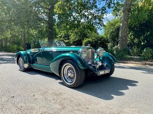 1950 Bentley Mark VI Special by Bob Ford & Paul Gibbs