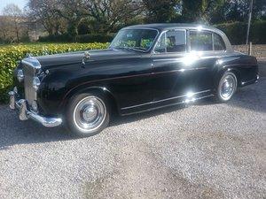 1956 S1 bentley hj mulliner 7401 For Sale