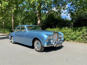 1965 Bentley S3 Continetal by James Young