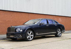 Bentley Mulsanne Speed (RHD)