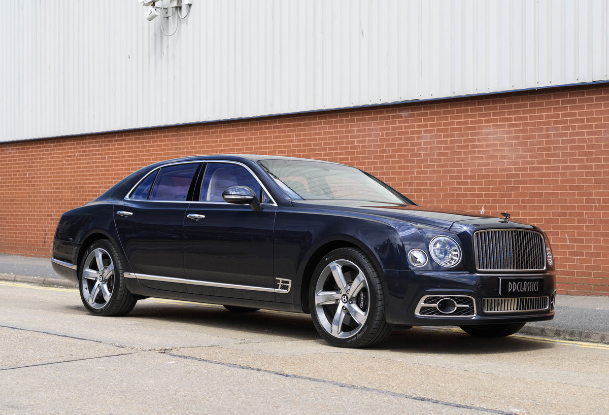 2018 Bentley Mulsanne Speed (RHD) For Sale (picture 2 of 24)