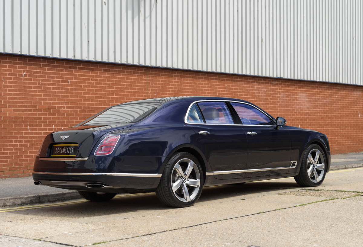 2018 Bentley Mulsanne Speed (RHD) For Sale (picture 3 of 24)