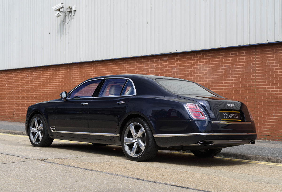 2018 Bentley Mulsanne Speed (RHD) For Sale (picture 4 of 24)