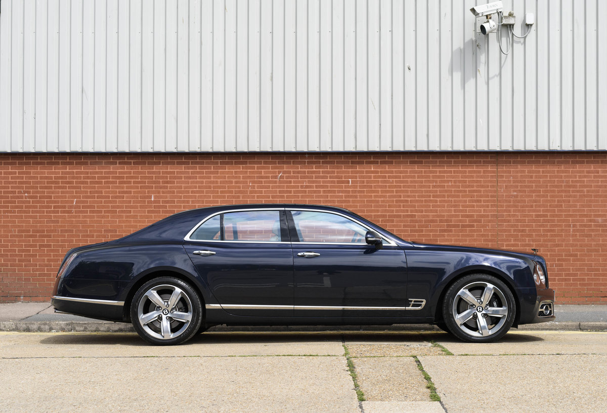 2018 Bentley Mulsanne Speed (RHD) For Sale (picture 5 of 24)
