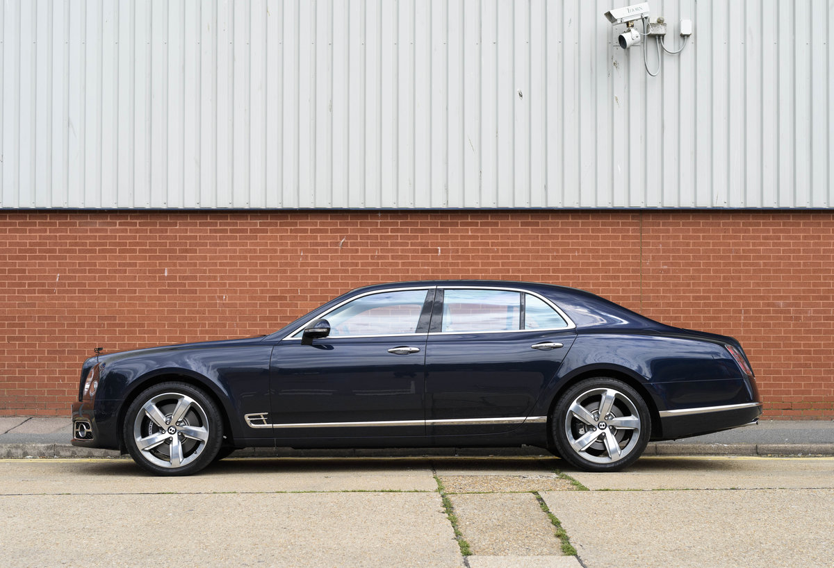 2018 Bentley Mulsanne Speed (RHD) For Sale (picture 6 of 24)