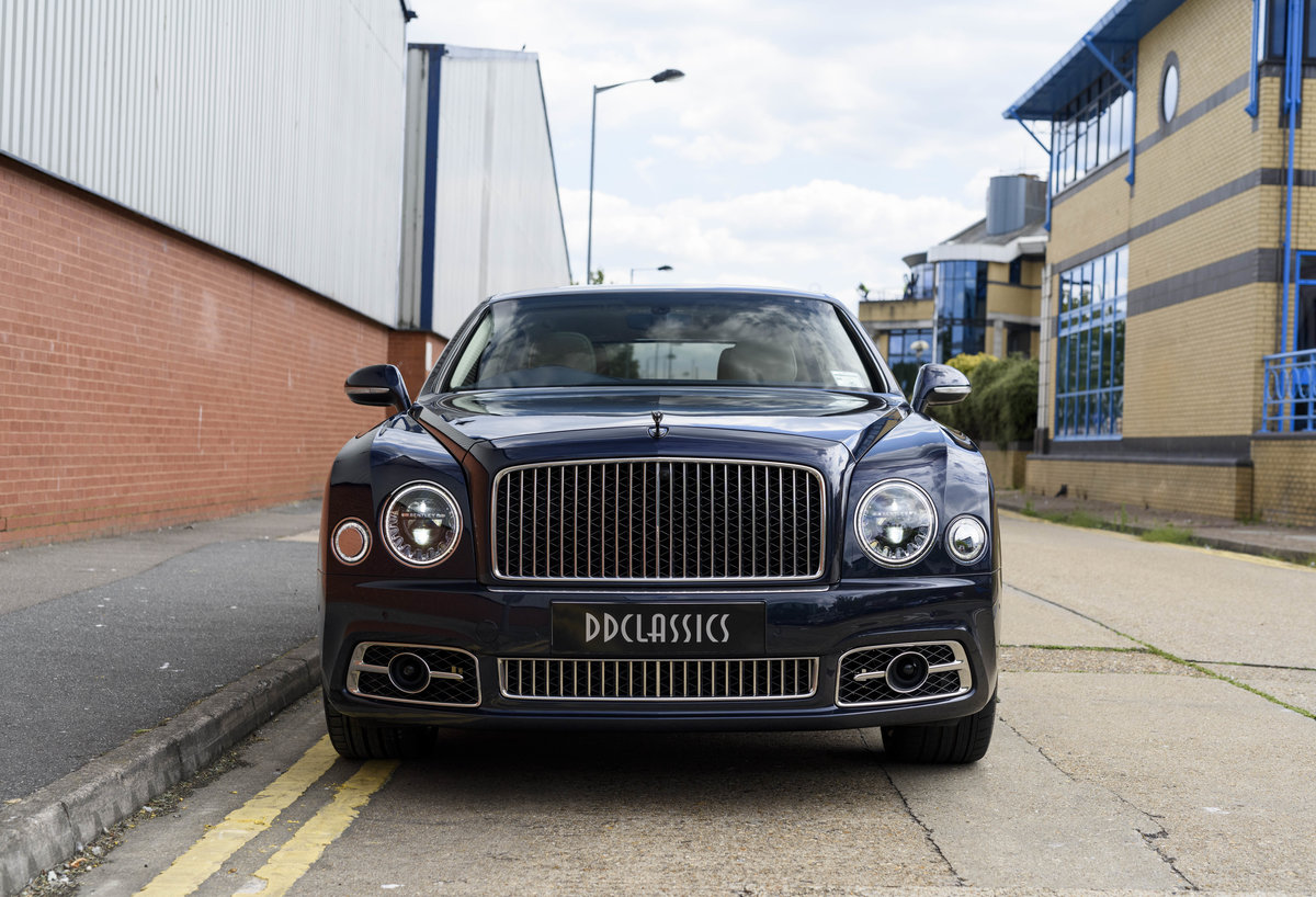 2018 Bentley Mulsanne Speed (RHD) For Sale (picture 7 of 24)