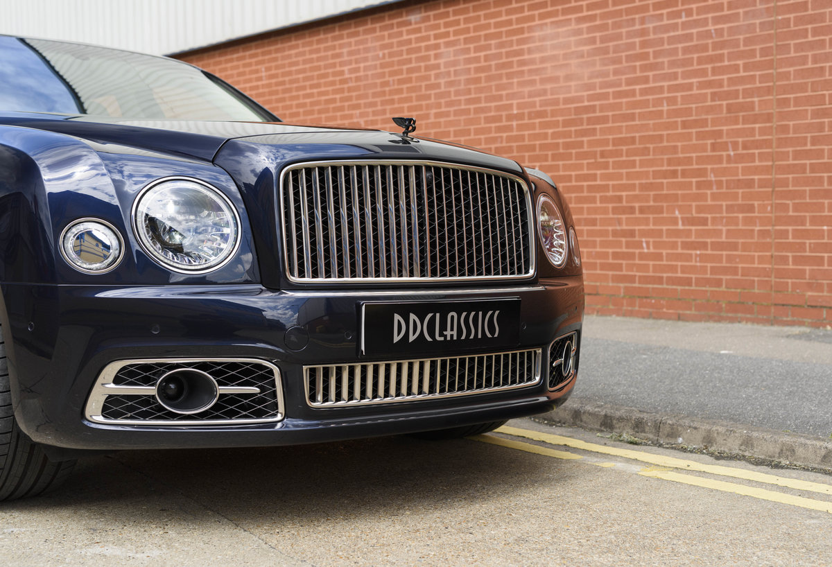 2018 Bentley Mulsanne Speed (RHD) For Sale (picture 9 of 24)