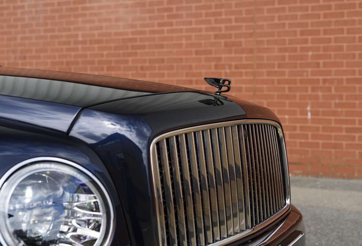2018 Bentley Mulsanne Speed (RHD) For Sale (picture 10 of 24)