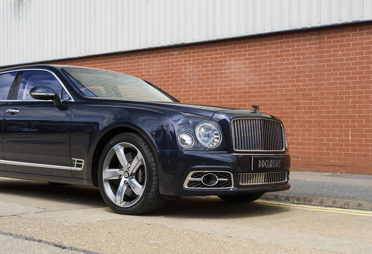 2018 Bentley Mulsanne Speed (RHD) For Sale (picture 11 of 24)