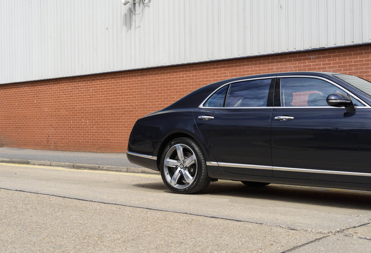 2018 Bentley Mulsanne Speed (RHD) For Sale (picture 14 of 24)