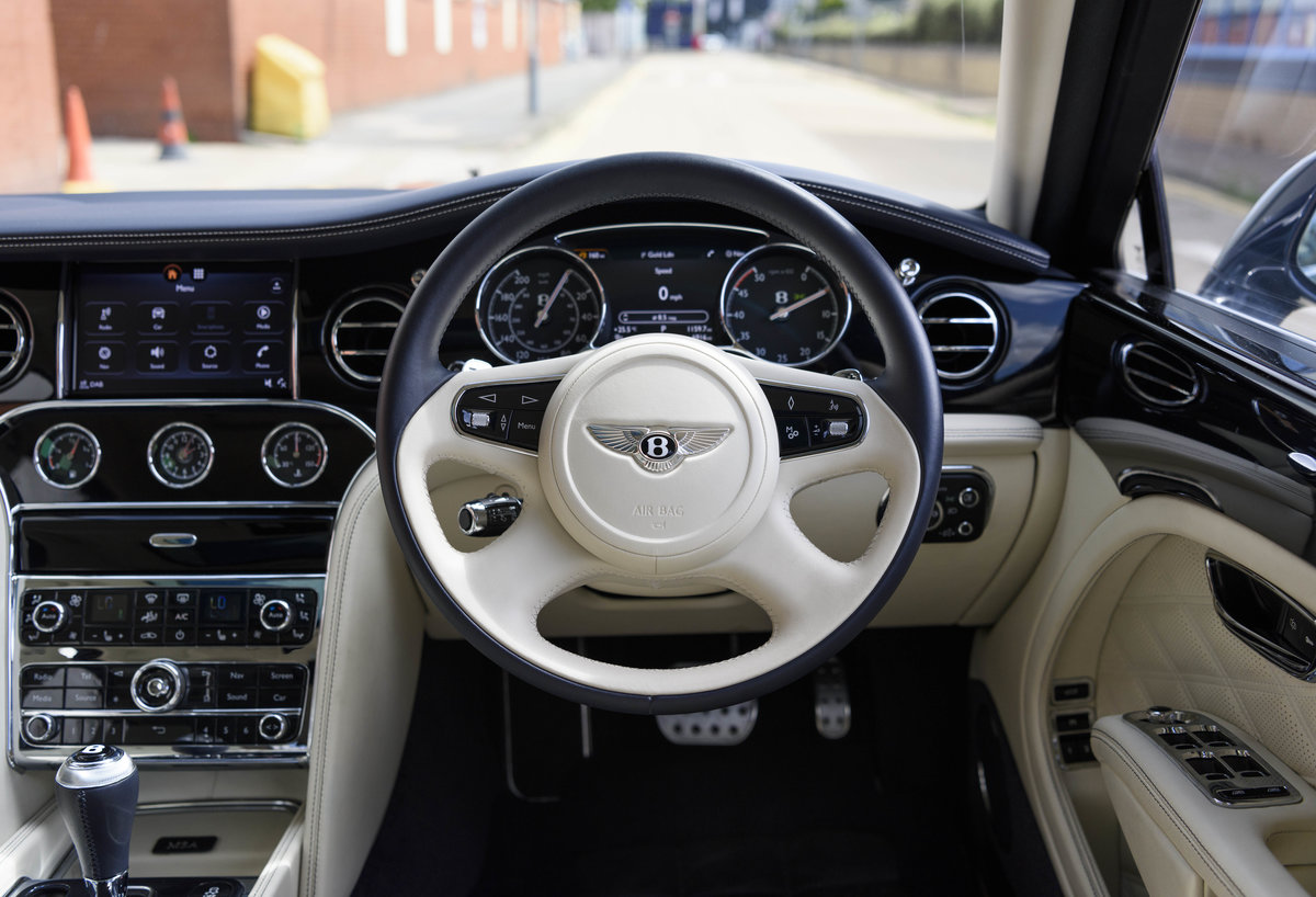 2018 Bentley Mulsanne Speed (RHD) For Sale (picture 16 of 24)