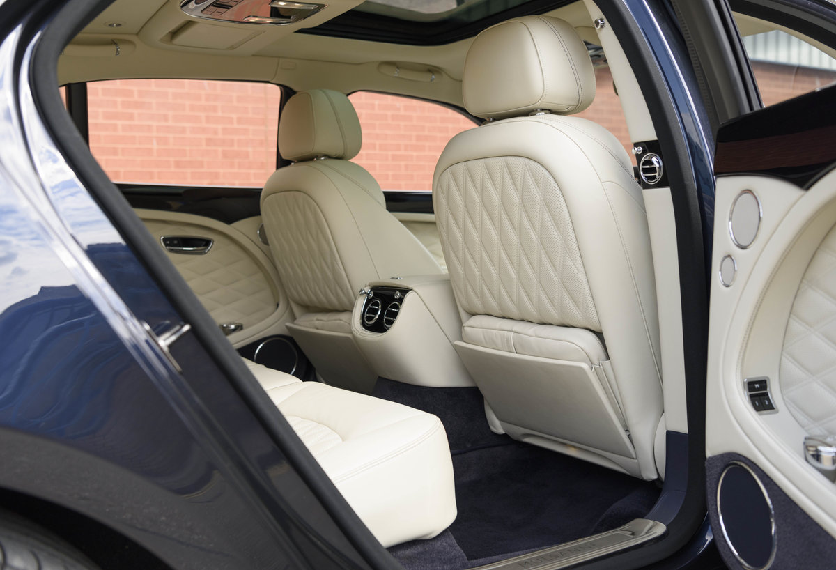 2018 Bentley Mulsanne Speed (RHD) For Sale (picture 21 of 24)