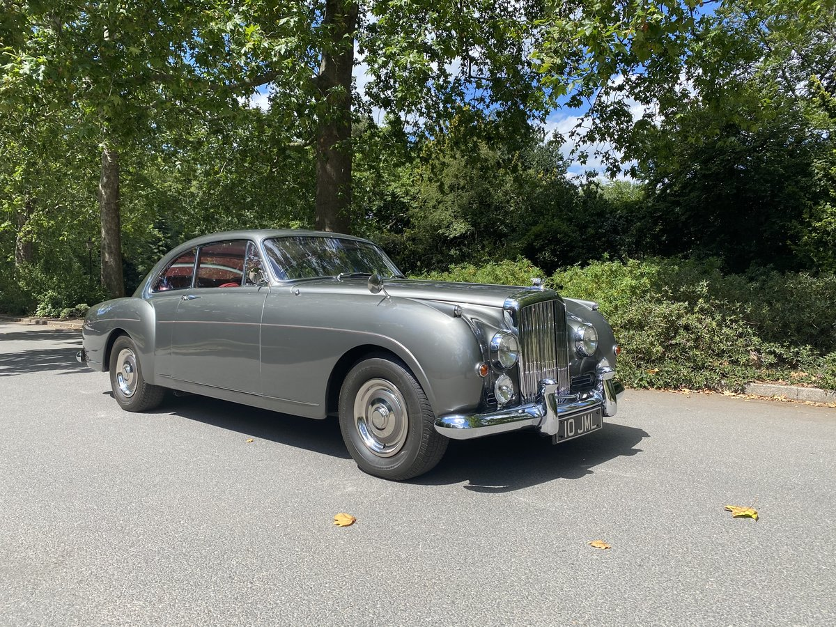 1956 Bentley S1 Continental Fastback For Sale (picture 1 of 20)