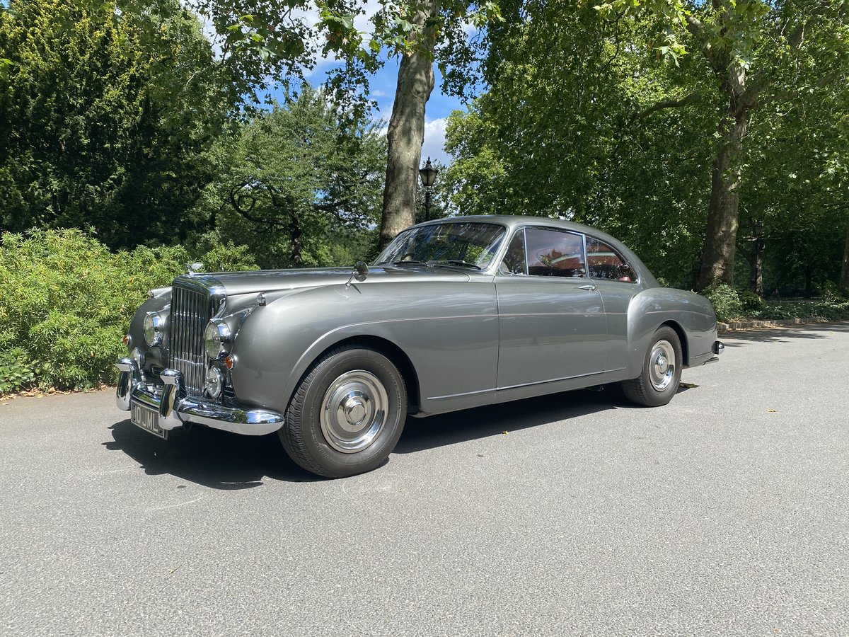 1956 Bentley S1 Continental Fastback For Sale (picture 2 of 20)