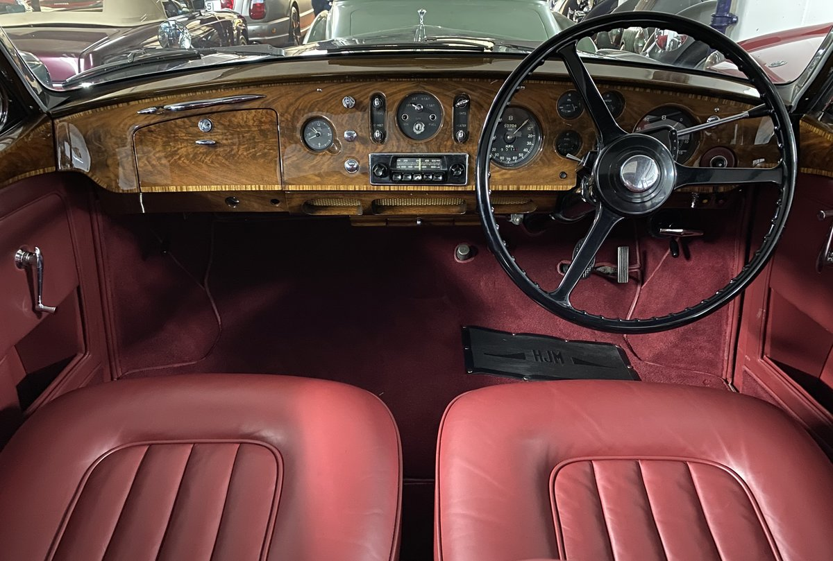 1956 Bentley S1 Continental Fastback For Sale (picture 3 of 20)