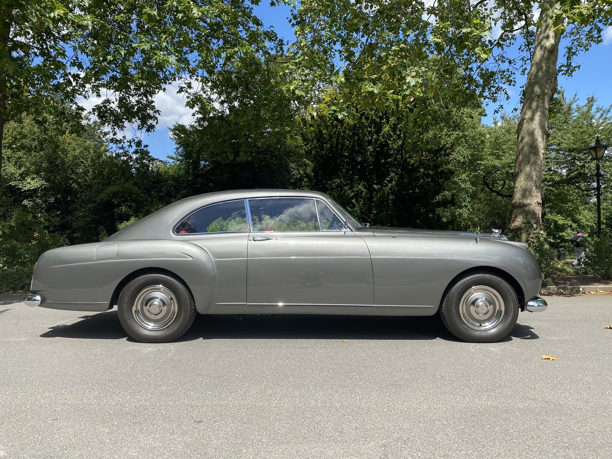 1956 Bentley S1 Continental Fastback For Sale (picture 4 of 20)