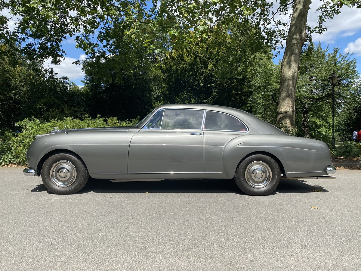 1956 Bentley S1 Continental Fastback For Sale (picture 5 of 20)