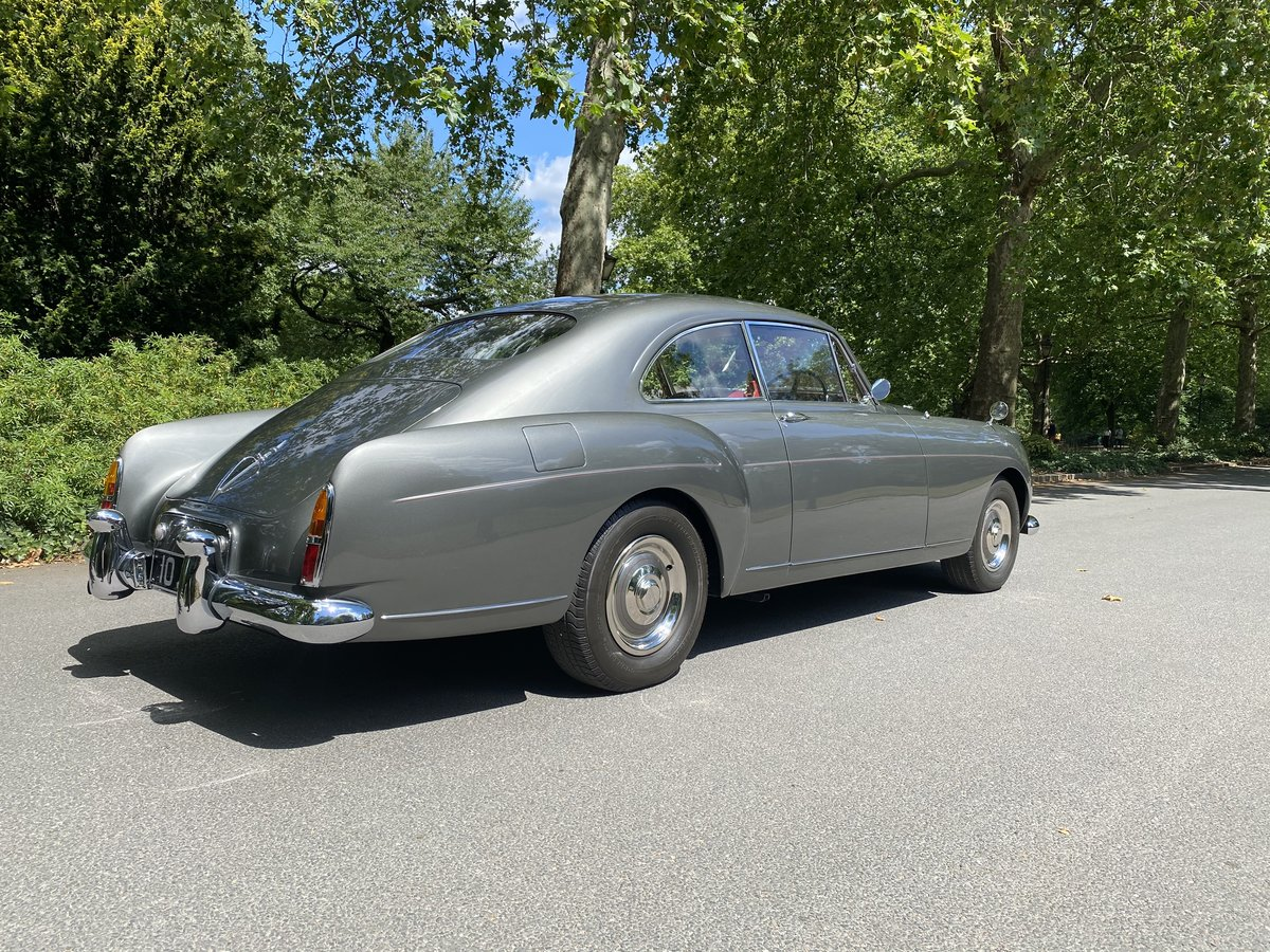1956 Bentley S1 Continental Fastback For Sale (picture 7 of 20)