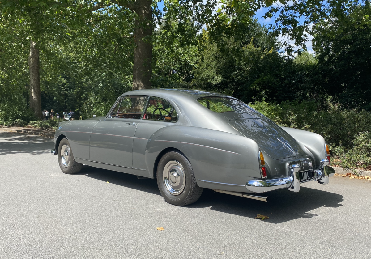 1956 Bentley S1 Continental Fastback For Sale (picture 8 of 20)