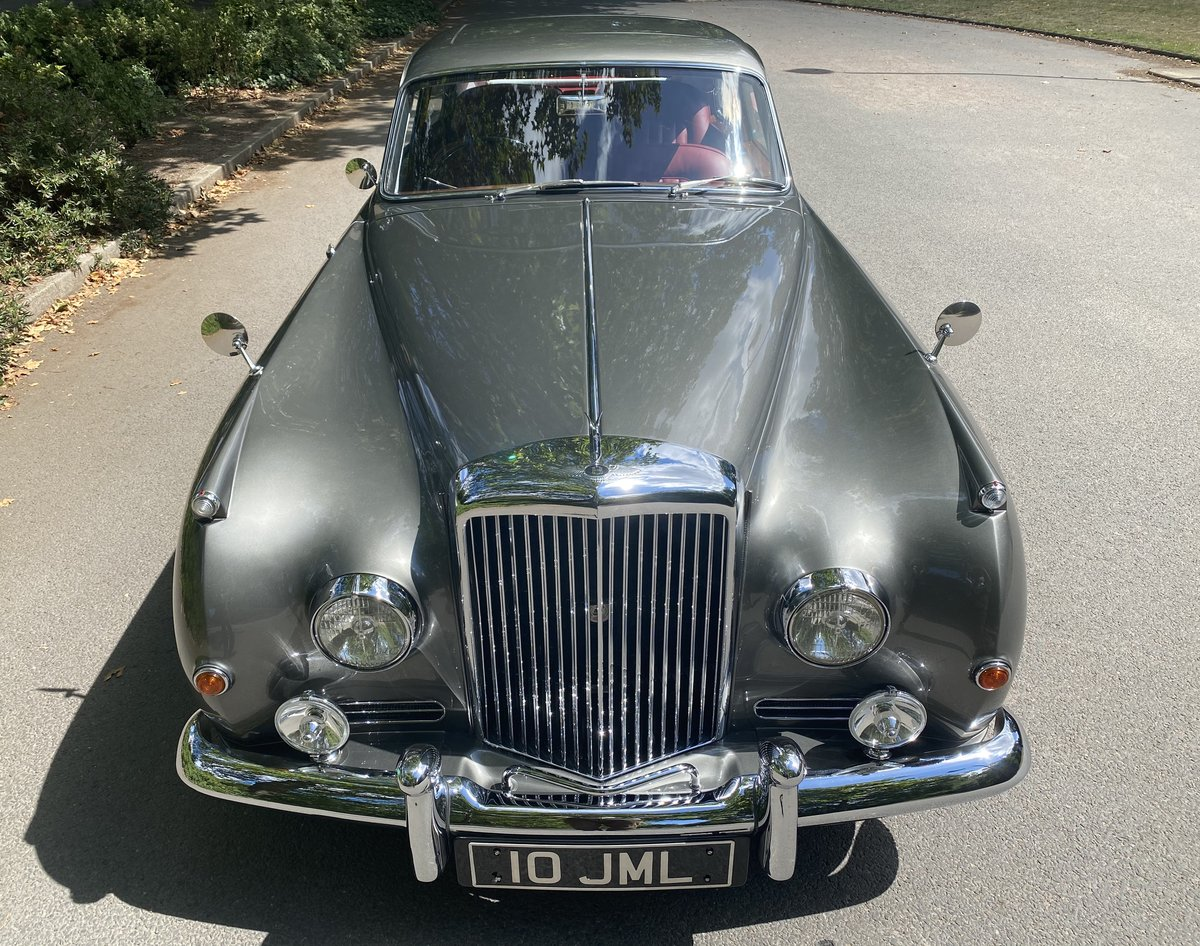 1956 Bentley S1 Continental Fastback For Sale (picture 10 of 20)