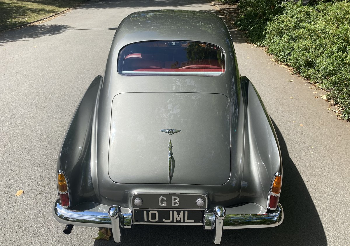 1956 Bentley S1 Continental Fastback For Sale (picture 11 of 20)
