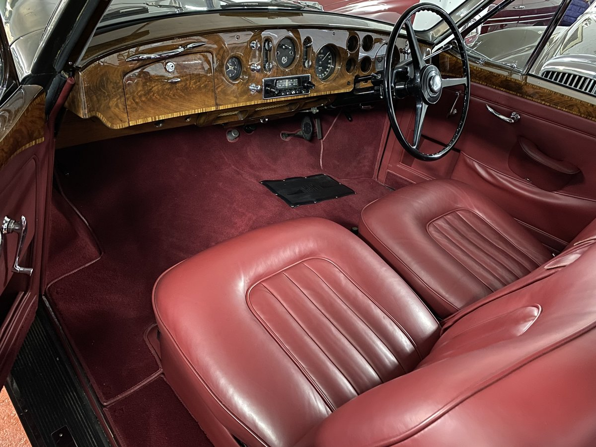 1956 Bentley S1 Continental Fastback For Sale (picture 15 of 20)