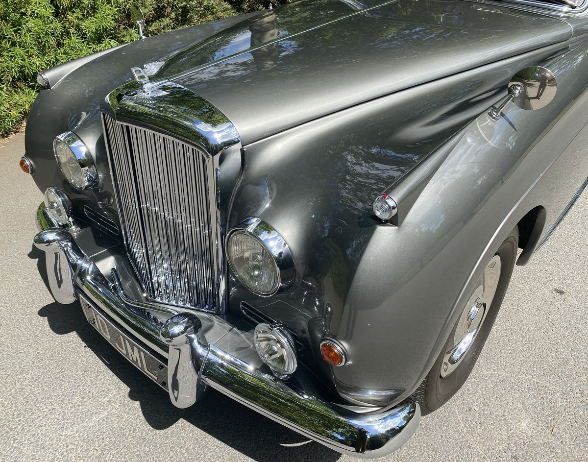 1956 Bentley S1 Continental Fastback For Sale (picture 19 of 20)