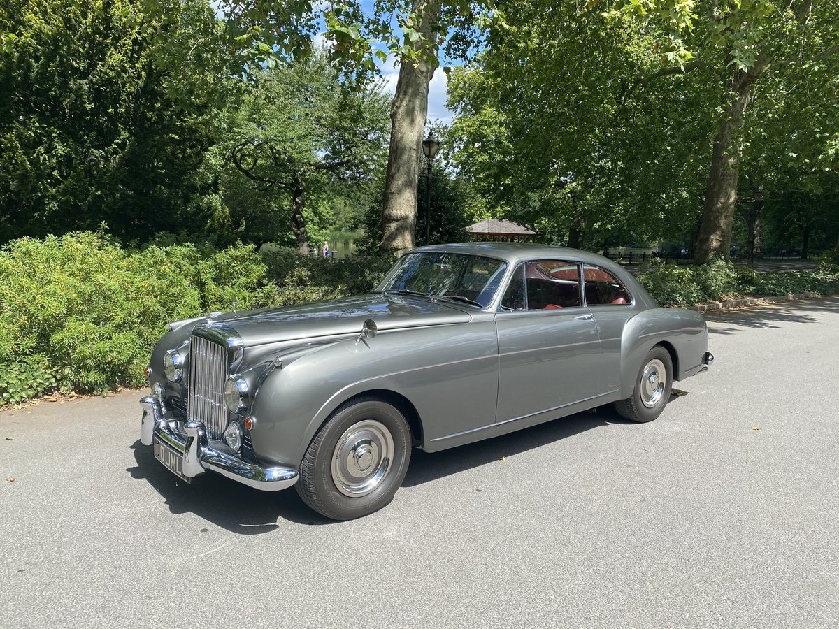 1956 Bentley S1 Continental Fastback For Sale (picture 20 of 20)