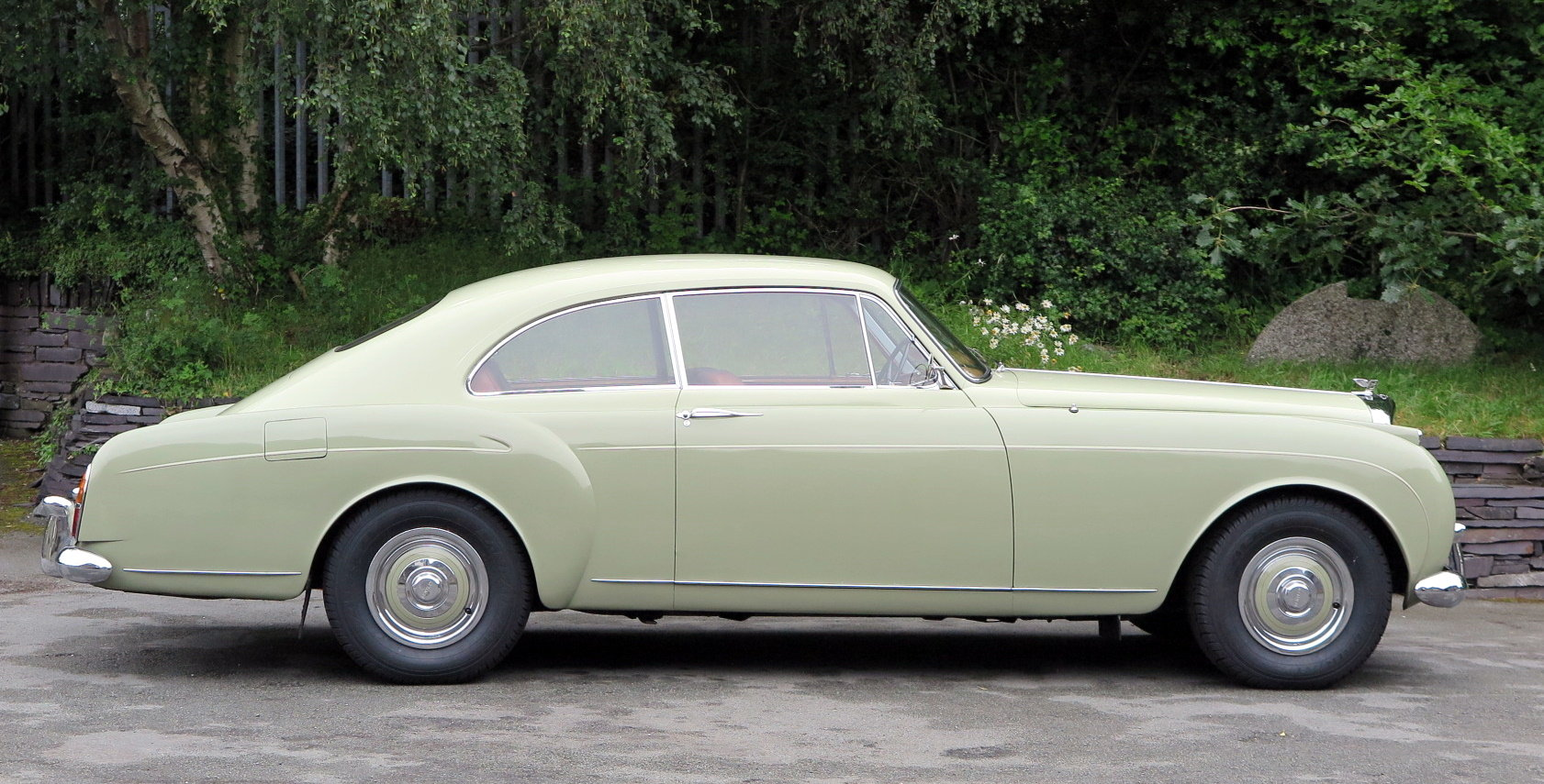 1958  Bentley S1 Continental H. J. Mulliner Fastback BC6EL For Sale (picture 3 of 6)