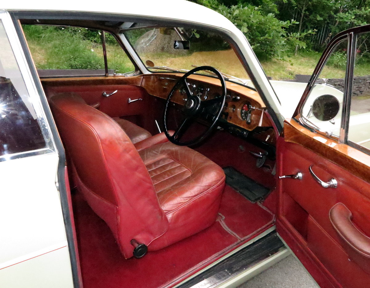 1958  Bentley S1 Continental H. J. Mulliner Fastback BC6EL For Sale (picture 5 of 6)