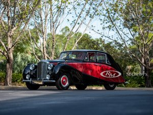1953 Bentley R-Type Empress by Hooper