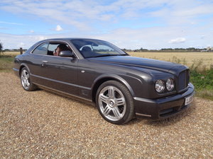 Bentley brooklands coupe - 12 bentley services