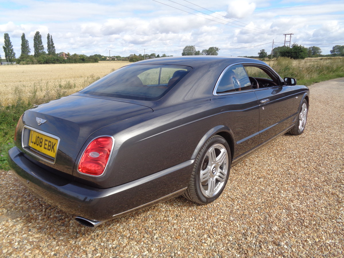 2008 Bentley brooklands coupe - 12 bentley services For Sale (picture 3 of 6)